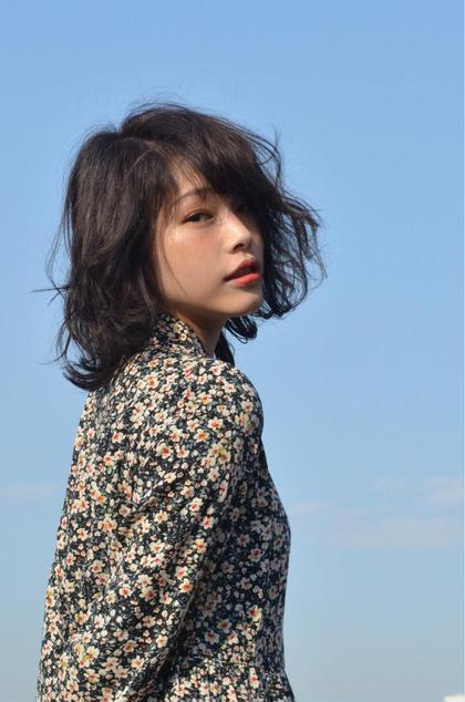 【🌿前髪の癖が気になる方!🌿】フロントストレート&Aujuaトリートメント