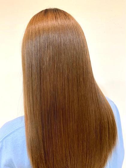 🌈🦄【話題沸騰中‼️】プレミアム髪質改善ストレート🦄🌈