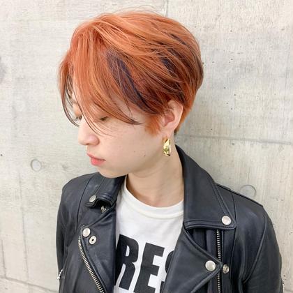 【ミニモ限定】カット&外国人風カラー&TOKIOトリートメント