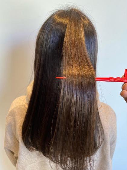 ✨期間限定1日1名様限定✨【蘇る美髪】髪質改善 ☆通常コース☆サイエンスアクア 16500→10725