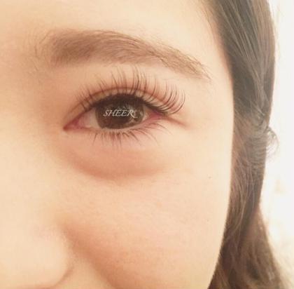 バランス良く立体顔になれる♥ 上下付け放題 eyelashsalonSHEER所属・武田美紀のフォト