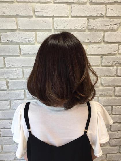 グラデーションカラー agir  hair東池袋店所属・後藤章宏のスタイル