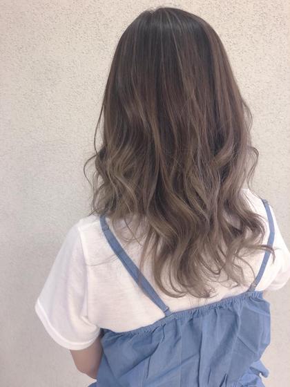 【人気no,1】似合わせカット+艶カラー+Aujuaトリートメント