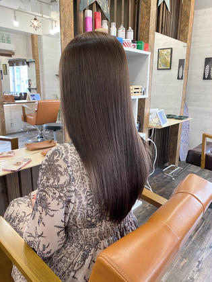 ✨【髪質改善】ULTOWA(ウルトワ)高濃度水素トリートメント✨