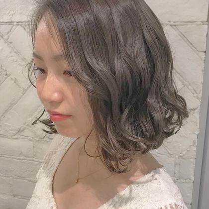 池田奈緒のショートのヘアスタイル
