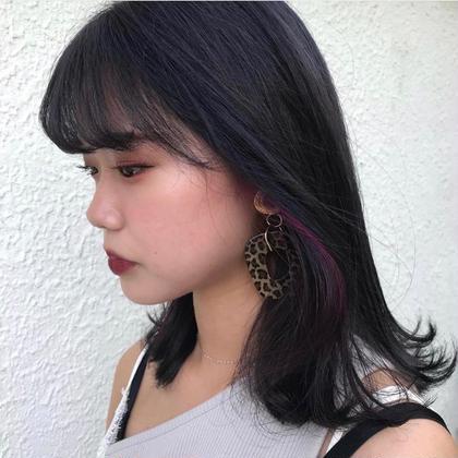 💎前髪cut💎