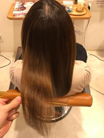 5月 新規限定 美髪トリートメントカット