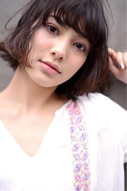 人気のbobはカットのクオリティで決まります✨ ミラ バイ グリーン所属・MatsuzakiJunのスタイル