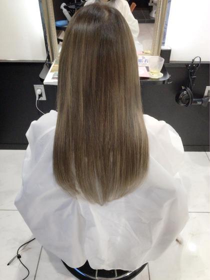 エクステダイヤモンド!スーパーロング! hair  design germe所属・篠田和希のスタイル