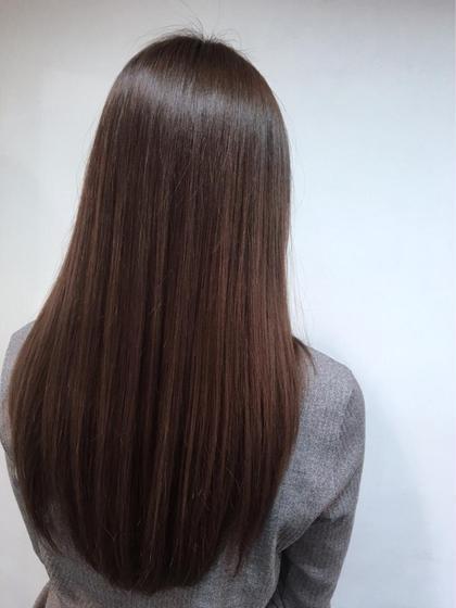 hair circle geep 千舟町店所属・原伊緒里のスタイル