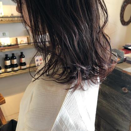 gillia所属の吉川愛美李のヘアカタログ