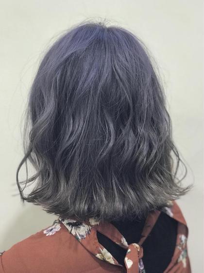 グラデーションカラー⚖️⚙️ ※ブリーチベース ZEST吉祥寺店所属・藤尾茉莉のスタイル