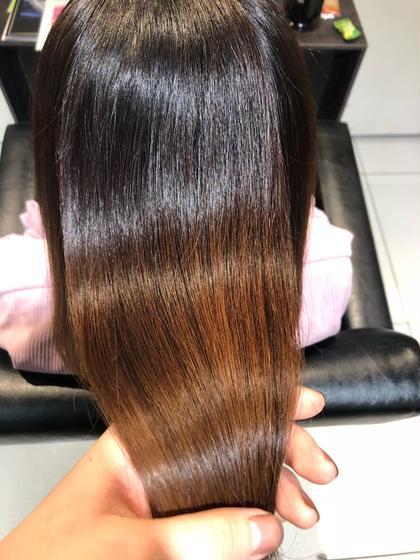 ❤髪質改善❤️Aujua4stepトリートメント❤️