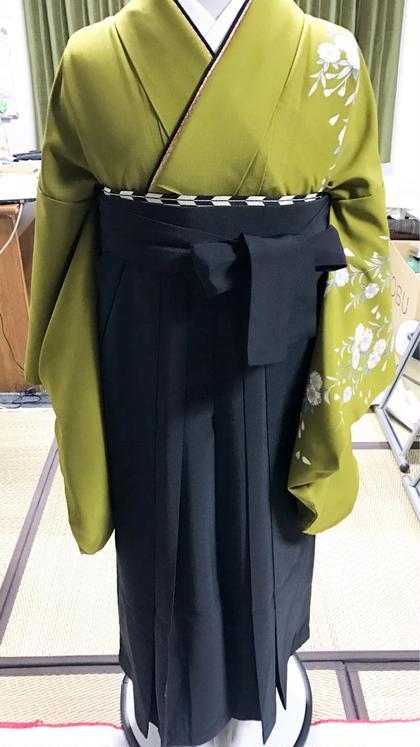卒業式 袴 着付け CUORE HAIR & ESTHETIC SALON所属・NOCHINAOMIのスタイル