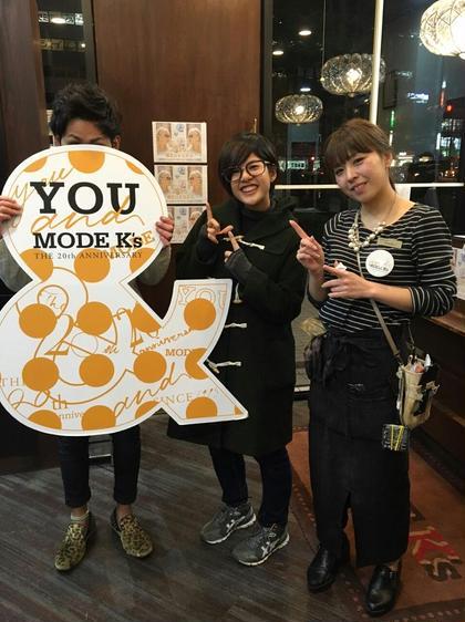 MODE K's阿倍野店所属・店長AKILAのスタイル