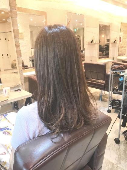 ⭐️髪質改善⭐️カット&選べる話題のカラー&SAMMYトリートメント