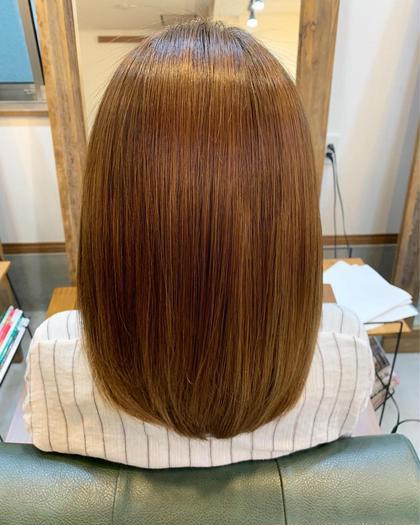 HAPPY NEST所属のHashimotoKanaのヘアカタログ