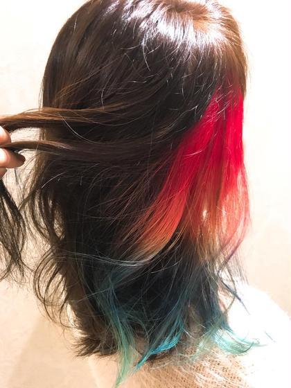 カラー ミディアム やりたい色が全部!