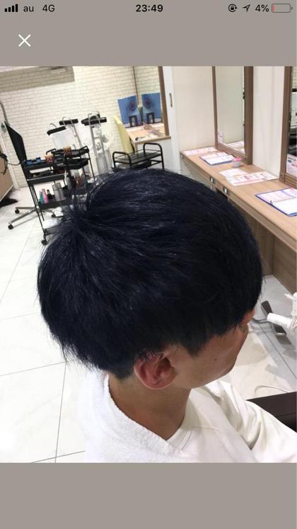 人気No4新規メンズ限定🌈カット&ブロー🌈コース