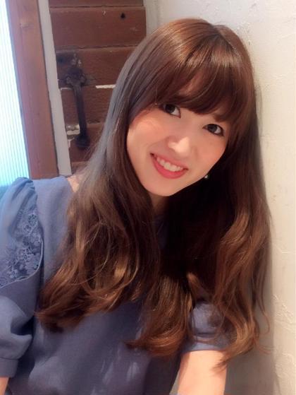 ヘアーアートシフォン所属・石井美佳のスタイル