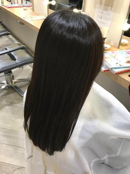 ✂️カット & 髪質改善Oggi ottoトリートメント✂️