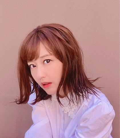【髪質改善】デザインカット+イルミナカラー+5step トリートメント¥14520#ロング料金別途+¥2200