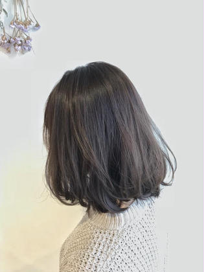 ✨ trend color ✨ カラー&Aujuaトリートメント✨