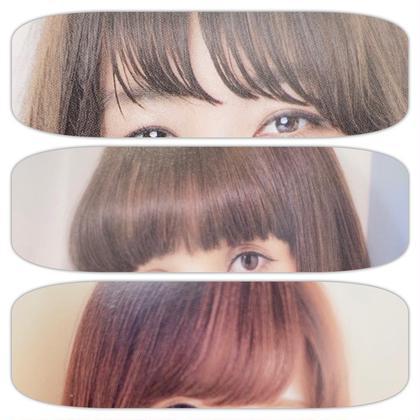 【✨プチイメチェン✨】前髪カット+イルミナカラー ¥4320