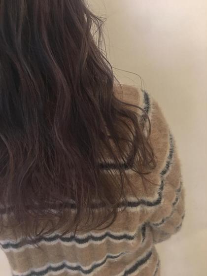 カラー ◇◆◇◆ラベンダーアッシュ◇◆◇◆  秋らしいお色に◎! 透け感、抜け感抜群です(^O^)