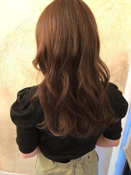 【平日1名限定】✨透明感抜群イルミナカラー+小顔カット✨艶感のあるカラーで色落ちも綺麗にします!!