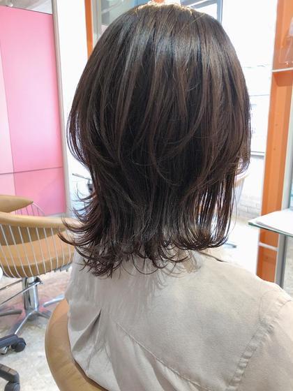 ☆ミニモ限定価格☆✨カット+髪質改善Aujuaトリートメントメント✨