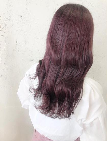 フルカラー🌞+髪質改善トリートメント