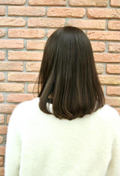 """❄️初回限定❄️質感抜群!処方箋付き""""ケア""""カラー!"""