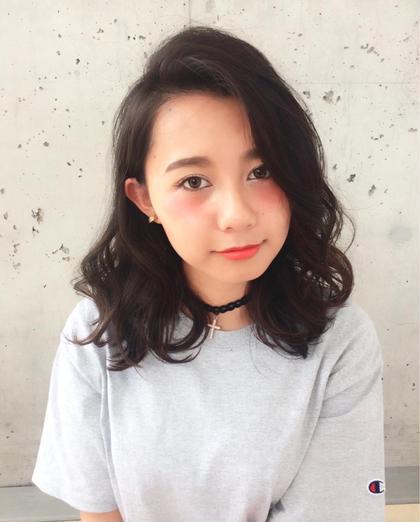 AFLOAT RUVUA所属・大沢かおりのスタイル