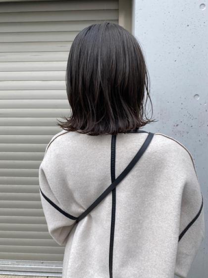 【🌸学生限定🌸】カット+カラー+Aujua2STEPトリートメント