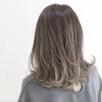 south east hair 所属・宮城綾子のスタイル
