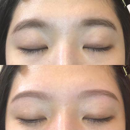 新規限定 眉毛アイブロウスタイリング (wax脱毛)