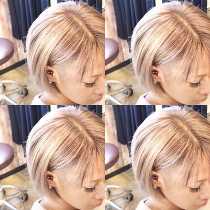✨🦀前髪カットorツーブロック🦀✨