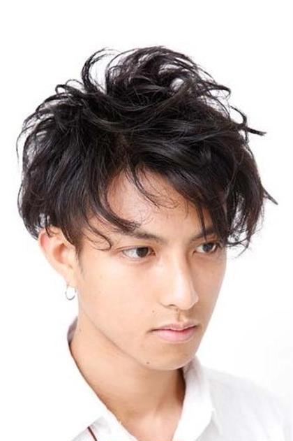 店長の撮影作品です Face hair mode所属・高橋旬のスタイル