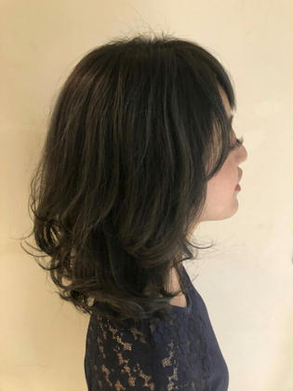 sepiage-cinq所属のManaまなのヘアカタログ
