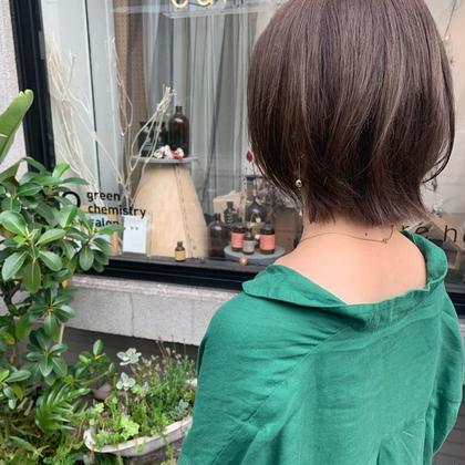 【✨初回来店の方限定✨】ポイントケアブリーチハイライトデザインカラー+最高級TOKIO  IEトリートメント