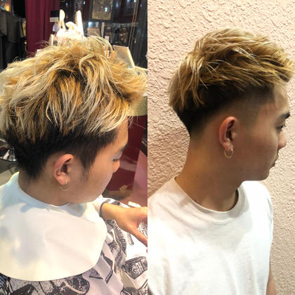 メンズカット 今野雅子のメンズヘアスタイル・髪型