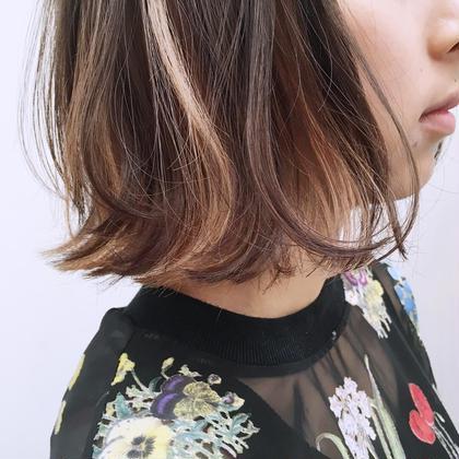 【3回目まで使える】インナーカラー(ブリーチ込)&艶髪トリートメント