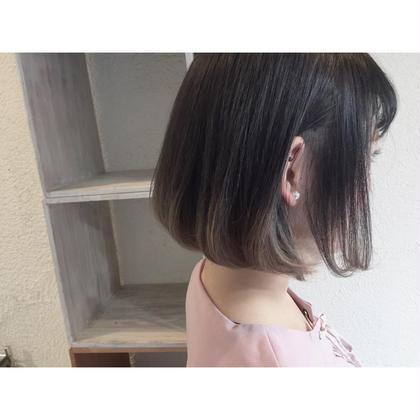 自然にまとまる☆似合わせカット & 髪質改善&トリートメント&スチーム&ヘアリセッター