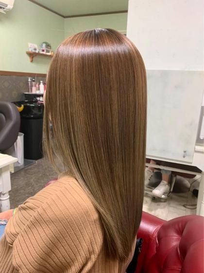 ✨髪質改善トリートメント✨