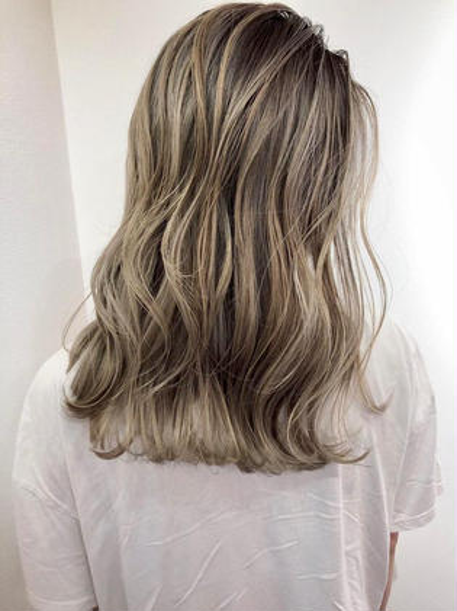 ⭐️選べる2カラー☆透明感カラー+カット ✖️髪質改善Nケラリファイン⭐️