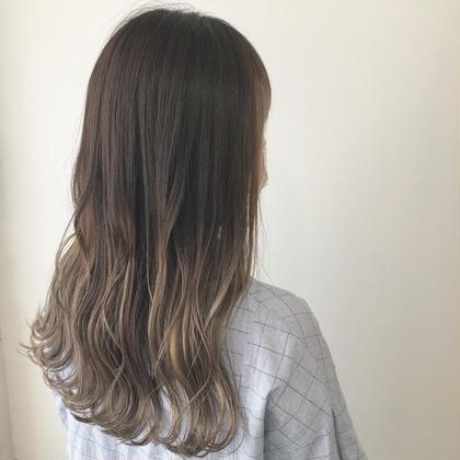 💭イルミナカラー×髪質改善トリートメント💭