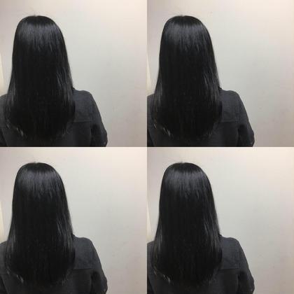 モードブラック aile total beauty salon所属・門田裕也のスタイル