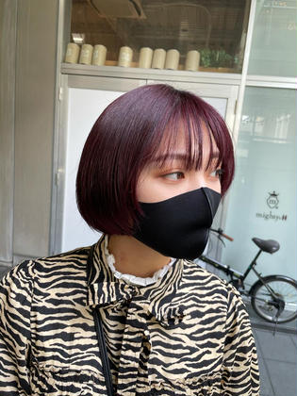 【U25歳限定】韓国風似合わせふわっとカラー!!カラー+トリートメント ※4月中のみこの値段です