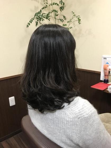 Hairdesign Chuel所属・YOSHIDA のスタイル